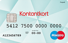 Picture of a bank card.