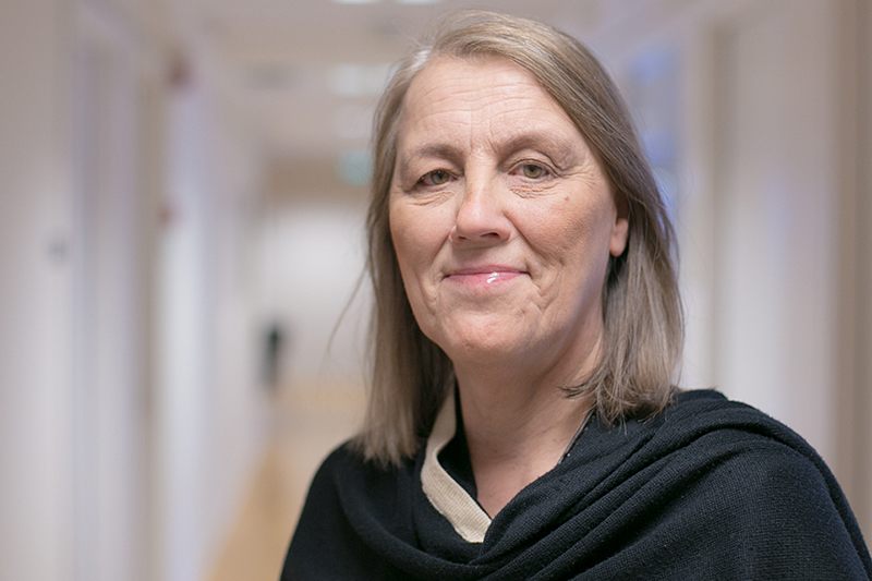 Deputy Director-General Inga Thoresson Hallgren